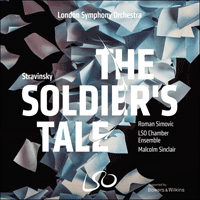 LSO5074-D - Stravinsky: The soldier's tale