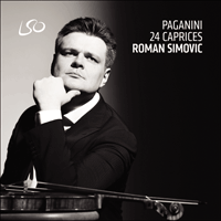 LSO5083-D - Paganini: 24 Caprices