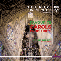 KGS0007 - Favourite Carols from King's