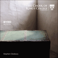 KGS0024-D - Byrd: Motets
