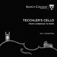 KGS0026 - Tecchler's Cello