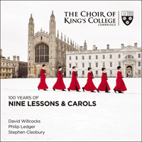 KGS0033-D - 100 Years of Nine Lessons & Carols