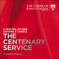 KGS0036-D - A Festival of Nine Lessons & Carols - The Centenary Service