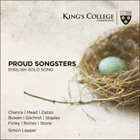 KGS0052-D - Proud Songsters