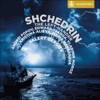MAR0554 - Shchedrin: The Left-Hander