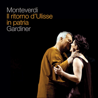 Monteverdi Il Ritorno D Ulisse In Patria Sdg730 Claudio
