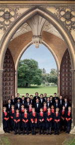 St John's College Choir Cambridge