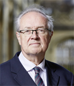 Picture of Stephen Cleobury © Kevin Leighton