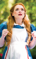 Fflur Wyn as Will Todd's Alice