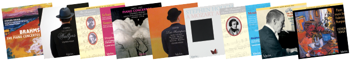 Other recordings by Stephen Hough