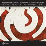 Piano Sonata in C sharp minor 'Moonlight', Op 27 No 2